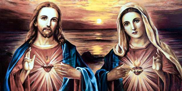 How the Heart of Mary leads directly to the Heart of Jesus