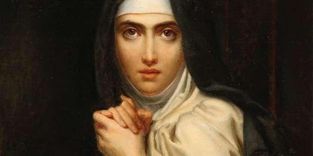Serenity prayer of St. Teresa of Avila