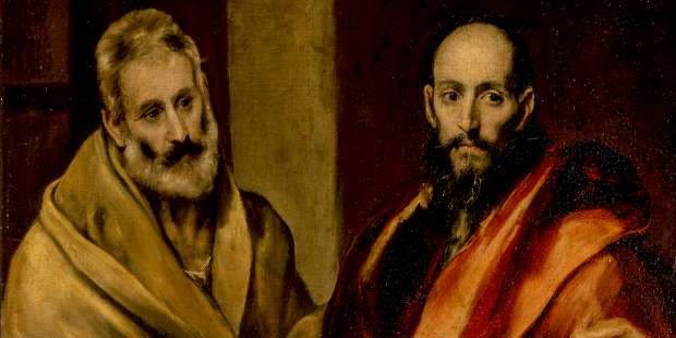 AND TODAY WE CELEBRATE… Saint of the Day: The Solemnity of Sts Peter and Paul (MONDAY, JUNE 29)