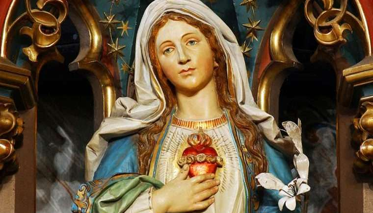 A Prayer to the Immaculate Heart