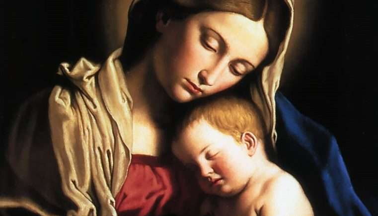 Holy Mary, Mother of God, guide and protect us