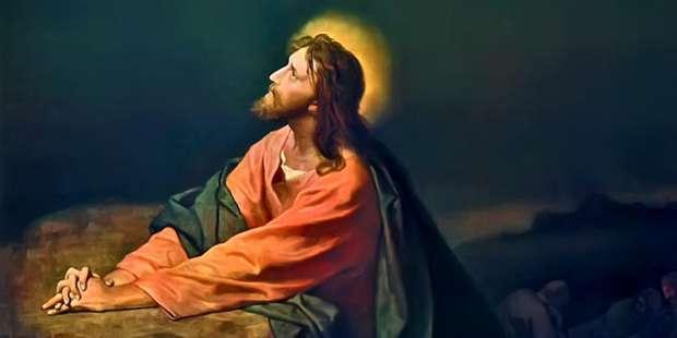 How often did Jesus pray?
