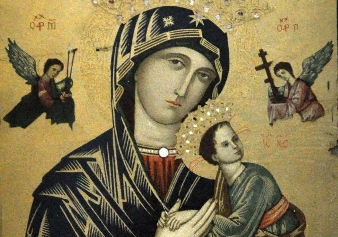 """What do you know about """"Our Lady of Perpetual Help""""?"""
