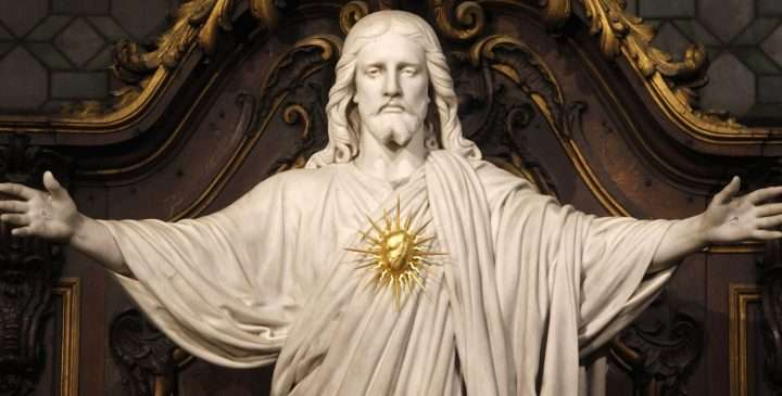 Prayer to the Sacred Heart When Health Is Failing