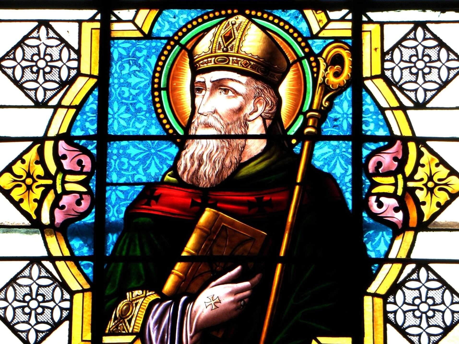 The reason St. Augustine gives us a helpful teaching in the internet age