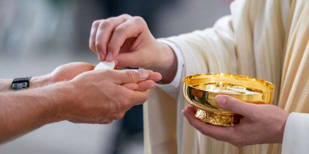 Should I receive Communion at every Mass?