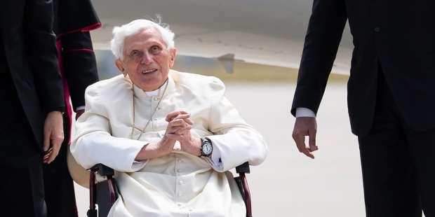 Pope Emeritus battling a skin infection