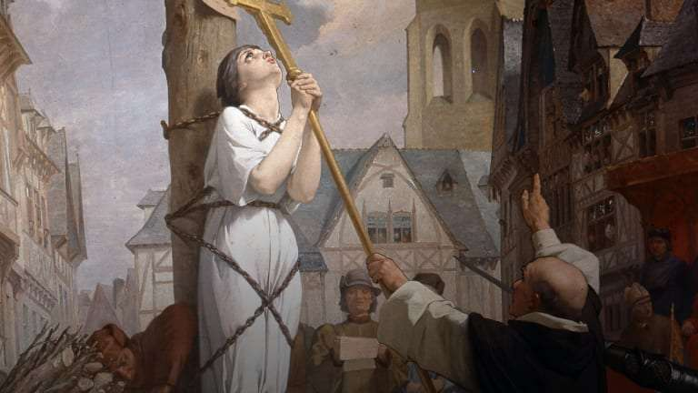 AND TODAY WE CELEBRATE… Saint Joan of the Cross(MONDAY, AUGUST 17)