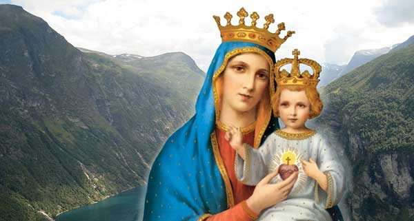 NOVENA TO OUR LADY OF THE SACRED HEART