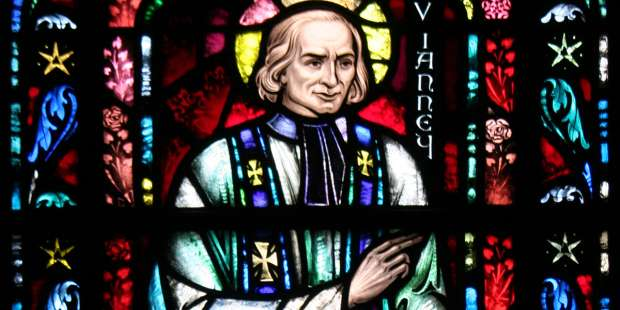 AND TODAY WE CELEBRATE… Saint of the Day: St. John Vianney (TUESDAY, AUGUST 4)