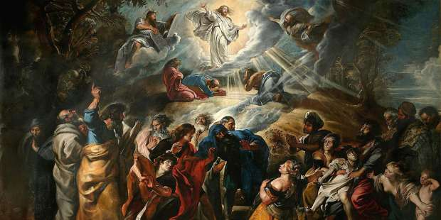 AND TODAY WE CELEBRATE… The Feast of the Transfiguration (THURSDAY, AUGUST 6)