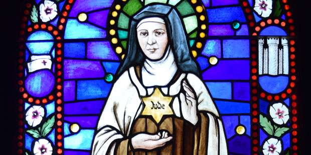 AND TODAY WE CELEBRATE… Saint of the Day: St. Teresa Benedicta of the Cross (SUNDAY, AUGUST 9)