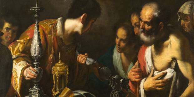 AND TODAY WE CELEBRATE… Saint of the Day: The Feast of Saint Lawrence (MONDAY, AUGUST 10)