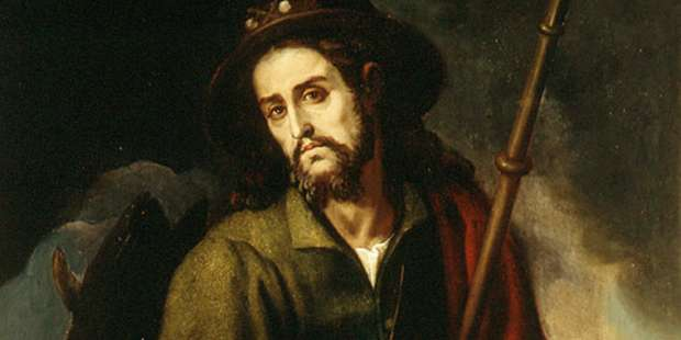 AND TODAY WE CELEBRATE… Saint of the Day: St. Roch (SUNDAY, AUGUST 16)