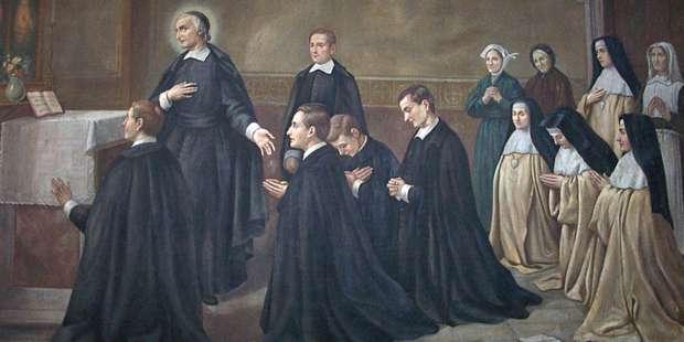 AND TODAY WE CELEBRATE… Saint of the Day: St. John Eudes (WEDNESDAY, AUGUST 19)
