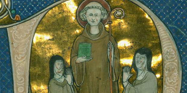 AND TODAY WE CELEBRATE… Saint of the Day: Bernard of Clairvaux (THURSDAY, AUGUST 20)