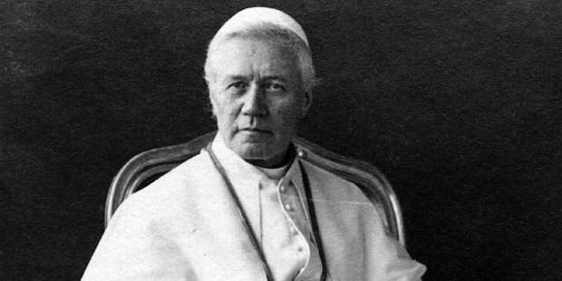 AND TODAY WE CELEBRATE… Saint of the Day: Pope St. Pius X (FRIDAY, AUGUST 21)
