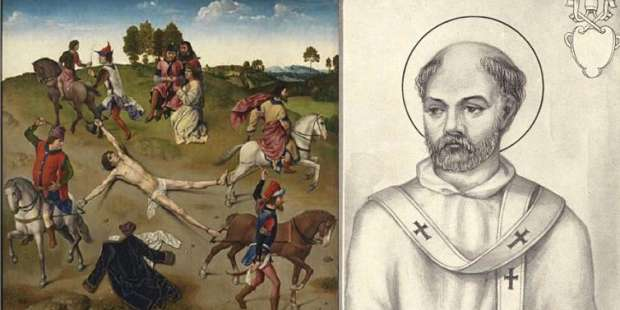 AND TODAY WE CELEBRATE… Saint of the Day: Pope St. Pontian and St. Hippolytus (THURSDAY, AUGUST 13)