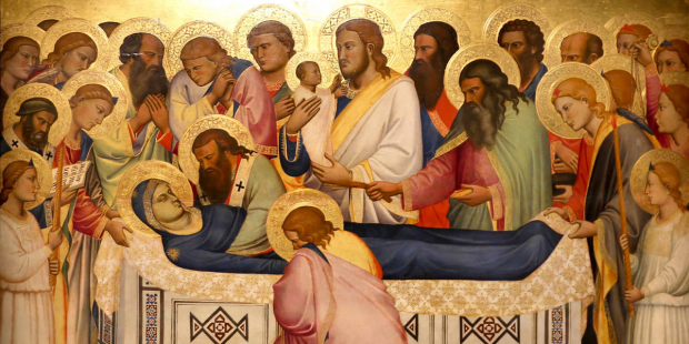 Mary's death and assumption: Beautiful thoughts from the saints