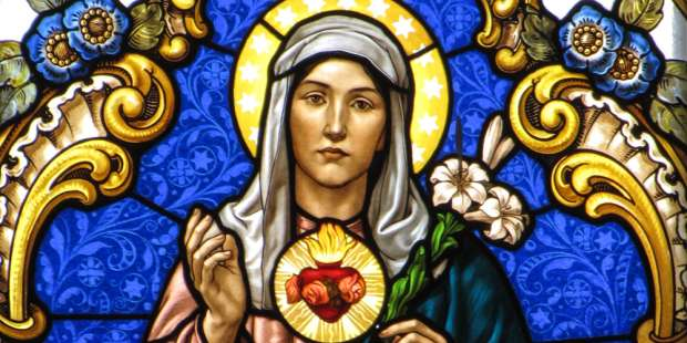Offer your day through the Immaculate Heart of Mary with this prayer