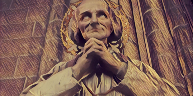 Prayer to express your love of God by St. John Vianney