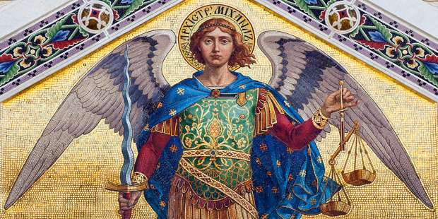 Traditional prayer to St. Michael against evil
