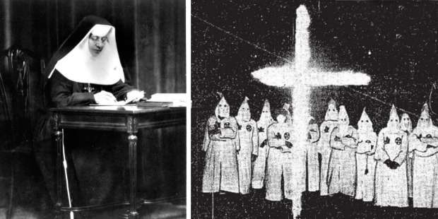 That time when the KKK was defeated by a nun