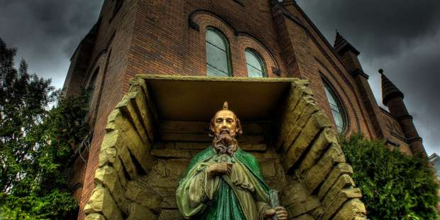 A prayer to St. Jude, to fight depression