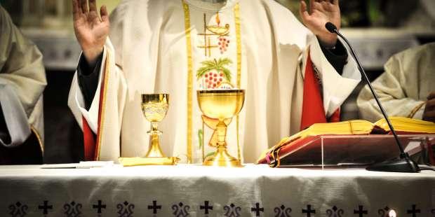 "Why do Catholics call their main church services ""Mass""?"