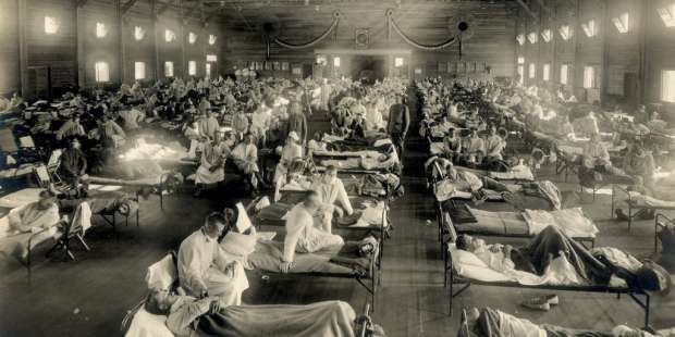 COVID-19, viewed from the perspective of pandemic history
