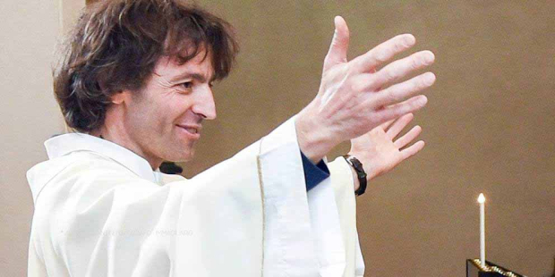 A martyr of charity? Pope remembers priest slain this week by homeless man he helped