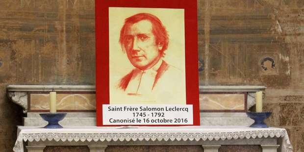 Among the 188 Martyrs of the September Massacres: Meet St. Salomone Leclerq
