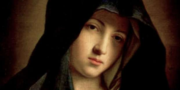 What was the Virgin Mary's real name?