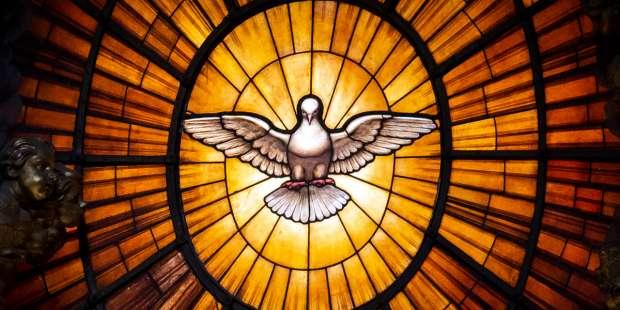 Prayer to the Holy Spirit for inspiration