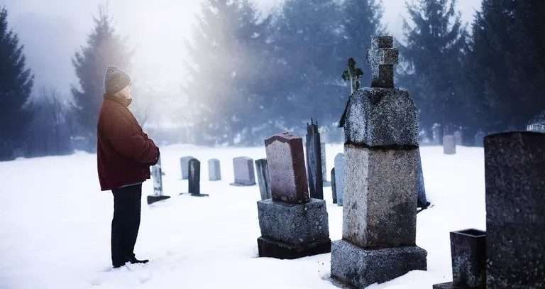 Lost a loved one? Say this Prayer for the Dead