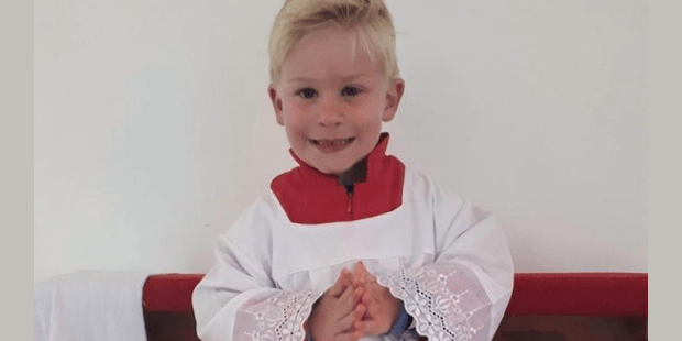 This family's son was cured from cancer with the help of St. Padre Pio's intercession