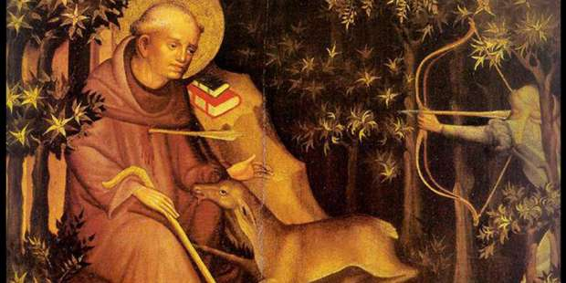 AND TODAY WE CELEBRATE… Saint of the Day: St. Giles (TUESDAY, SEPTEMBER 1)