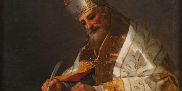 AND TODAY WE CELEBRATE… Saint of the Day: St. Gregory the Great (THURSDAY, SEPTEMBER 3)