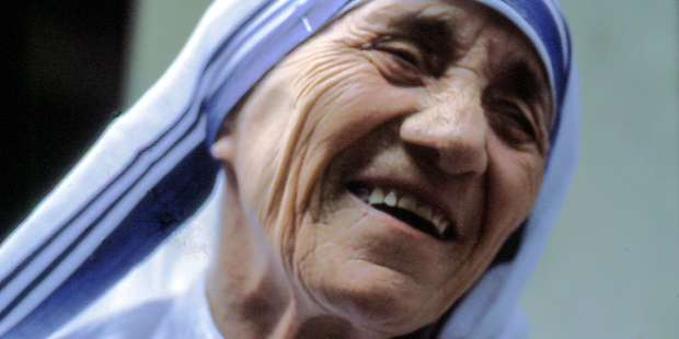 What I learned from Mother Teresa about staying grounded during a pandemic