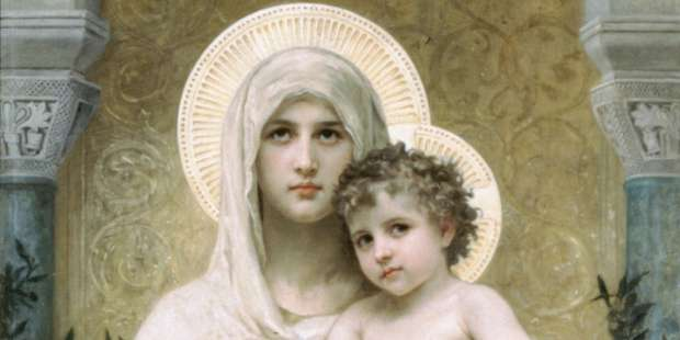 AND TODAY WE CELEBRATE… The Commemoration of the Most Holy Name of Mary (SATURDAY, SEPTEMBER 12)