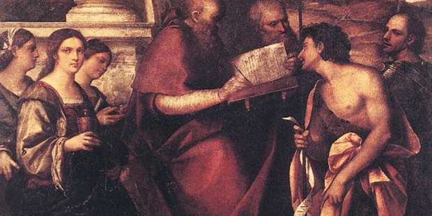 AND TODAY WE CELEBRATE… Saint of the Day: St. John Chrysostom (SUNDAY, SEPTEMBER 13)