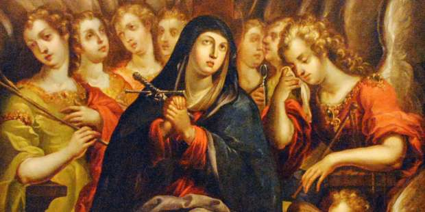 AND TODAY WE CELEBRATE… Feast Day: Our Lady of Sorrows (TUESDAY, SEPTEMBER 15)