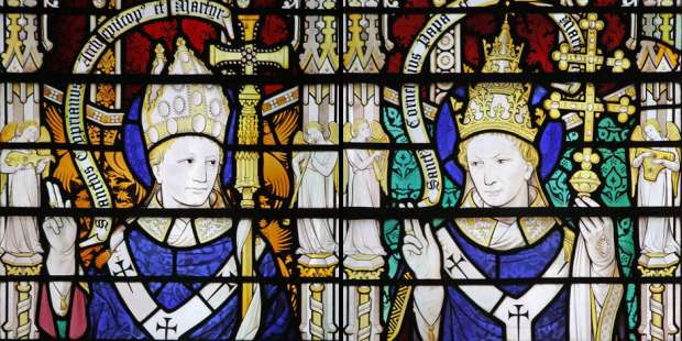 AND TODAY WE CELEBRATE… Saint of the Day: Sts Cornelius and Cyprian (WEDNESDAY, SEPTEMBER 16)