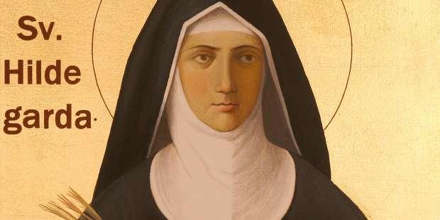 AND TODAY WE CELEBRATE… Saint of the Day: St. Hildegard of Bingen (THURSDAY, SEPTEMBER 17)