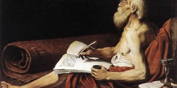 Saint of the Day: St. Jerome (WEDNESDAY, SEPTEMBER 30)