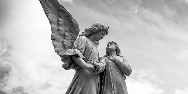 How to let angels be more involved in your life