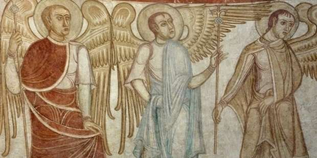 What is the difference between an angel and an archangel?