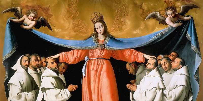 AND TODAY WE CELEBRATE… Saint of the Day: The Blessed Virgin Mary ~ Our Lady of Mercy (THURSDAY, SEPTEMBER 24)