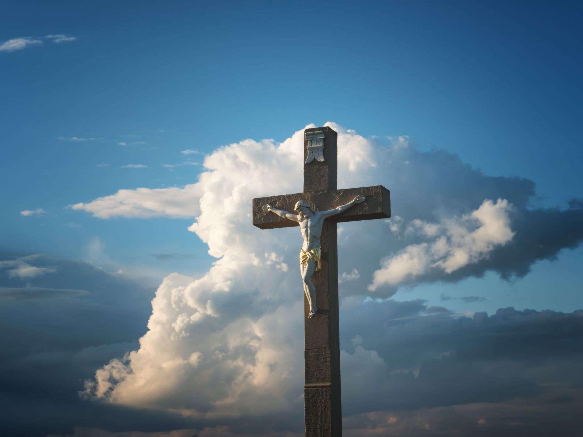 Prayer Of The Holy Cross