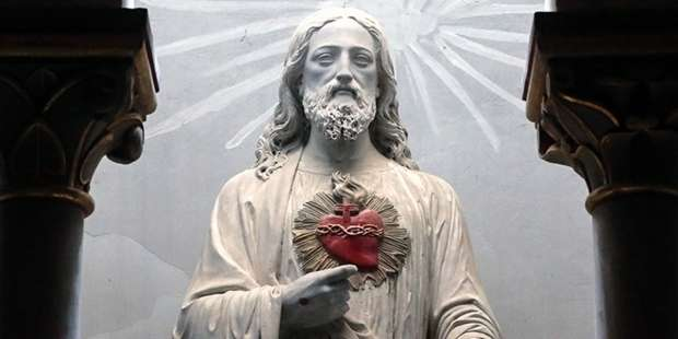 Prayer to unite your heart with the Sacred Heart